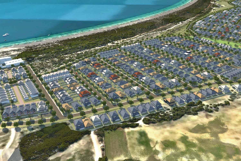 Kennedy bay Development Concept